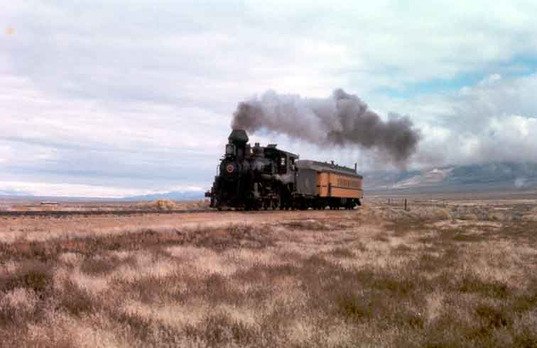 The Willie Nielson movie <em>Once Upon A Texas Train</em> was filmed here