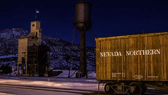 Those beautiful, original 1912 boxcars of ours get repainted about every 7 years