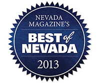 Best of Nevada Travel Award